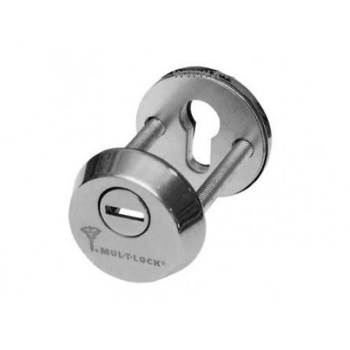 """Броненакладка Mul-T-Lock """"M6"""" (хром)"""