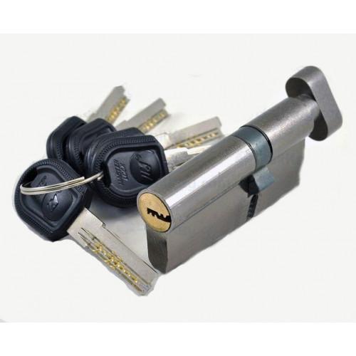 Форпост цилиндр 35*55мм ключ/вертушка Master-Lock (Мастерлок)